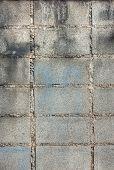 White Brick Wall Pattern