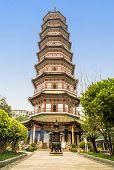 9 Stories Chinese Pagoda