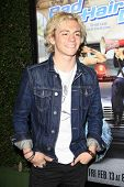 LOS ANGELES - FEB 10: Ross Lynch at the screening of the Disney Channel Original Movie 'Bad Hair Day' at the Frank G Wells Theater on February 10, 2015 in Burbank, CA