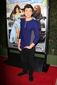LOS ANGELES - FEB 10:  Bradley Steven Perry at the