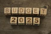 image of reveillon  - Budget for 2025 wooden - JPG
