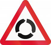 picture of traffic rules  - Hong Kong traffic warning sign - JPG