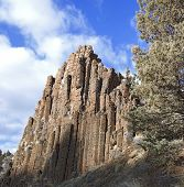Pipe Organ Rock Central Oregon