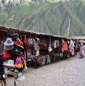 Protected Handicraft Items in the Andes