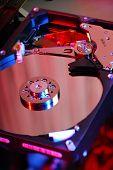 Hard Disk Background