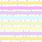 Background Pastel Stripes
