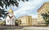 stock photo of novosibirsk  - Picture - JPG