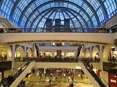 Dubai Mall in the UAE