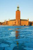 Stockholm's City Hall (stadshuset)