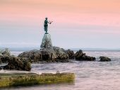 Statue Of Opatija