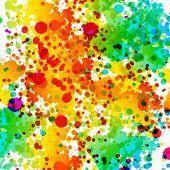 Постер, плакат: Абстрактный красочные текстура Вектор