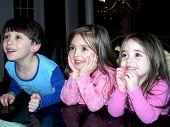 Three Cute Kids poster