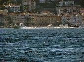 Boats at Arnavutköy, Istanbul