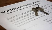 Eviction Notice And Keys