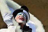 Carnival Of Venice. Pierrot