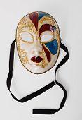 Small Venetian Mask