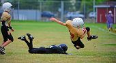 Youth American Football tackle