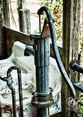 alte Pumpe