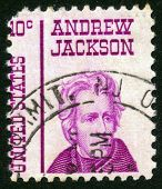 Andrew Jackson, 7Th President Of Usa