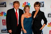 NEW YORK-MAY 20: Donald Trump, Allison Sweeney Melania Trump attend the