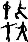 Ball Dance Men