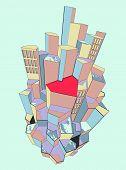 hearth of the city