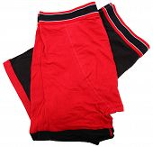 Pair Of Folded Men's Boxer Briefs