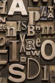 Random Alphabet