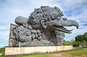 pic of garuda  - Garuda Wisnu Kencana in Bali island Indonesia - JPG