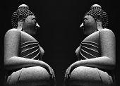 Two Big Buddhas