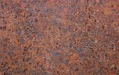 Corrosion Steel Sheet Surface