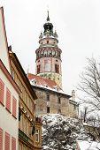 ?eský Krumlov Tower