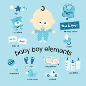 Baby Boy Elements