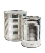 Canned Food Isolated