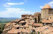 Volterra village