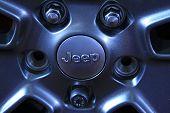 Jeep Off Road Vehicle Wheels