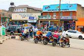 Ugandan Taxi Drivers