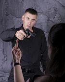 Capture hostage