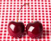 Cherries On Check