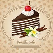 Vanilla Cake Dessert
