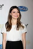 LOS ANGELES - APR 17:  Miranda Cosgrove at the Drake Bell's Album Release Party for
