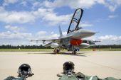 F-16 jetfighter