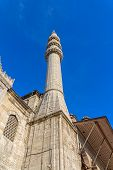 Minaret of the New Mosque (Yeni Cami)