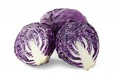 Red Cabbage Or Violet Cabbage