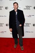 NEW YORK-APR 17: Actor Ed Burns attends the 'When the Garden Was Eden' premiere at the 2014 TriBeCa