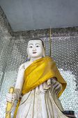 Sivali Thera Statue