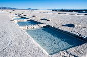 Salt Desert In The Jujuy Province
