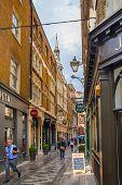 Old street City of London