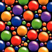 Seamless bubble