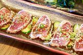 Sushi Raw Fish